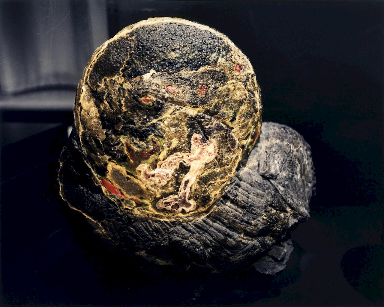 Hanna Mattes Meteorite 2013